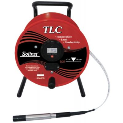 Solinst Model 107 Temperature Level Conductivity Meter