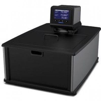 PolyScience 28 Liter Integrated Heated  Stirred / Circulating Baths Advance Programmable
