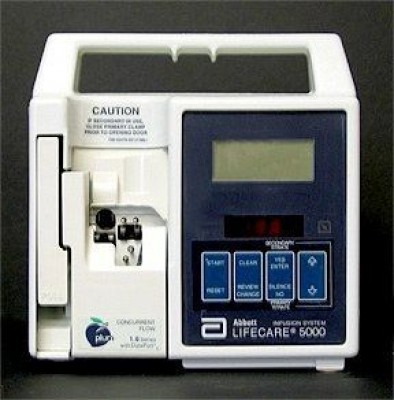 Hospira Lifecare 5000 Infusion Pump