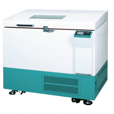 ISF-7000 Series Incubated Shaker Heating and Cooling. 30-500 rpm, 1in. with Universal Platform with full set 250mL flask clamps