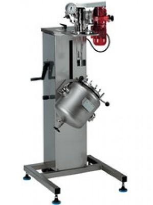 Buchiglasuster Laboratory Pressure Reactor System