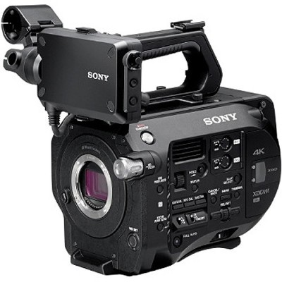 Sony PXW-FS7 XDCAM Super 35 Camera Custom Filmmakers Package