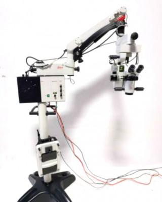 Leica M501 Surgical Microscope