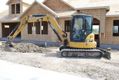 Caterpillar 305.5E Mini Excavator