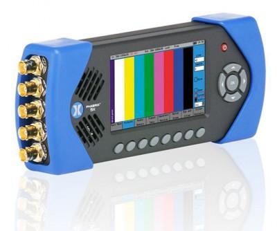 Phabrix SXA Portable Video Test Signal Generator, Monitor and Analyzer