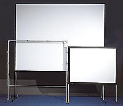 """AV Stumpfl 20'x 11'3"""" Fast Fold Projection Screen"""