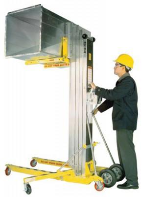 Sumner Material Lift 24' 600lbs