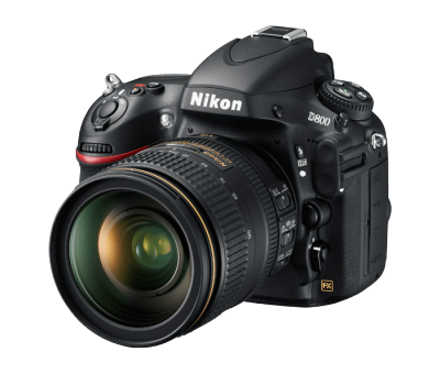 Nikon D800 Camera Package