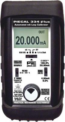 PIE 334Plus 4-20 mA Loop Calibrator