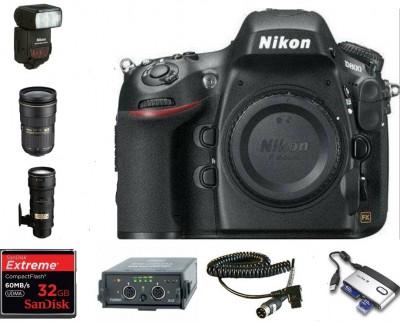 Nikon D800 Event Package