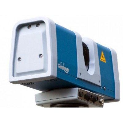 Surphaser 25HSX 3D Hemispherical Laser Scanner