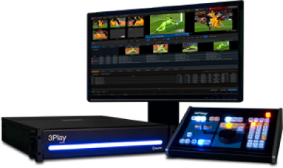 NewTek 3Play 440 Complete Sports Production/Replay System