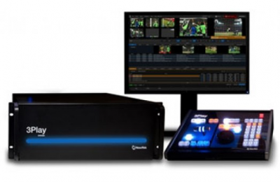 NewTek 3Play 4800 Complete Sports Production/Replay System