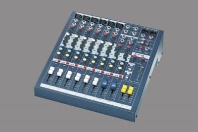 Soundcraft EPM6 - 10 ch. Analog Mixer