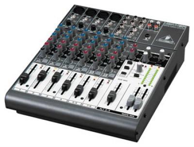 4 Channel Mixing Board