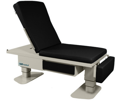 UMF Medical 5005 Multi-Position Power Bariatric Exam Table W/ 800 Lb. Capacity Cal-133