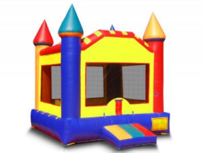 13 x 13 Bounce House with Basketball Hoop