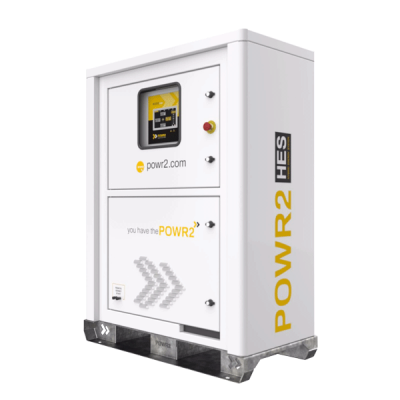 5KVA Hybrid Power System with 10 KW Hours of battery Storage