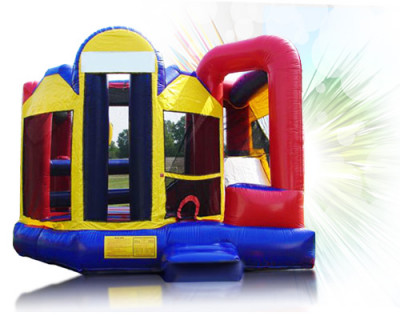 Obstacle 5 in 1 Combo Bouncer