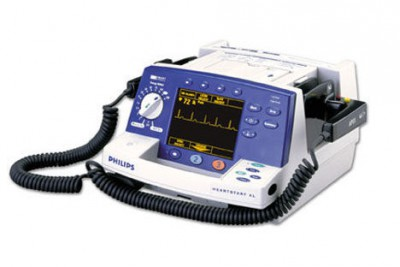 Philips Heartstream XL Biphasic Defibrillator/Monitor