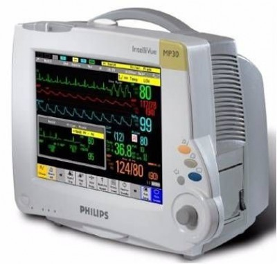 Philips MP30 Intellivue Patient Monitor