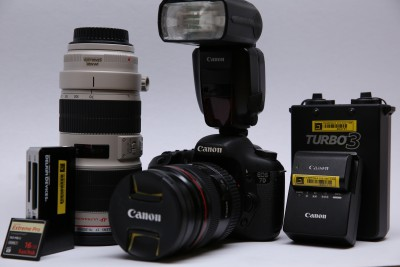 Canon 7D Event Package