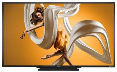 Sharp 80-Inch Aquos HD Smart LED TV