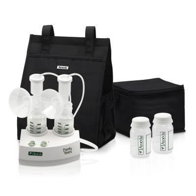 Ameda Purely Yours Dual Breast Pump Kit