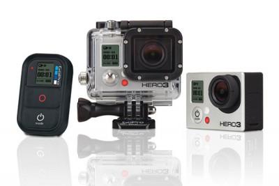 GoPro Hero 3 Compact 1080p Action Camera