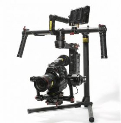 DJI Ronin 3 Axis Stabilized Handheld Gimbal System