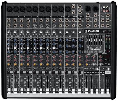 Mackie Pro FX16 4-Bus Mixer