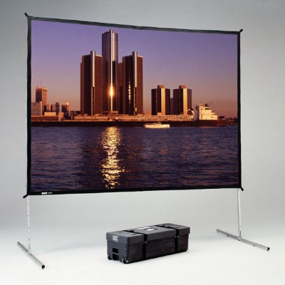 9x12 Fast Fold Screen - Front & Rear