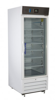 ABS Premier Pharmacy Standard Glass And Solid Door Laboratory Refrigerator. 26 Cu Ft.