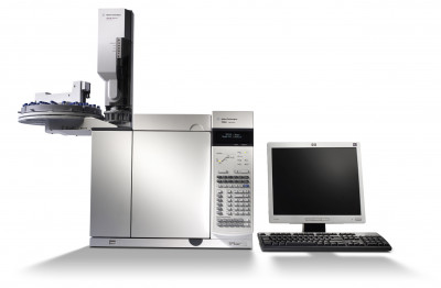 Agilent 7890A Gas Chromatograph