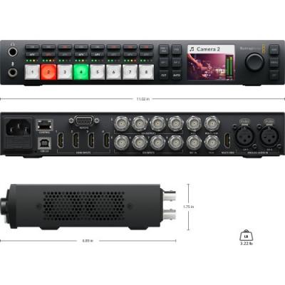 Barco (Folsom) ScreenPro II HD Switcher (w/ EOC) Rental