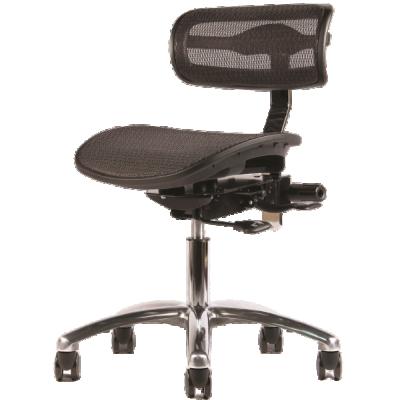 Crown Virtù C120DM Mesh Operator Chair