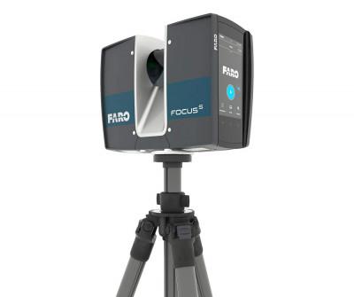 Faro Focuss 70 3d Laser Scanner From 6 000 00 Mo