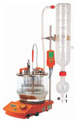 Heidolph GreenHouse Blowdown Evaporator, System 20