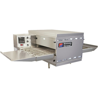 Middleby Marshall PS520E Digital Single Stack Countertop Conveyor Oven - Electric, 208V
