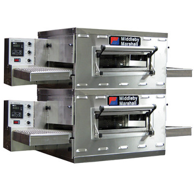 Middleby Marshall PS528E Electric Double Stack Commercial Pizza Oven (Commercial Pizza Oven)
