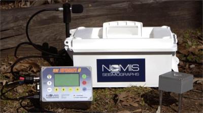 Nomis Vibration Monitor