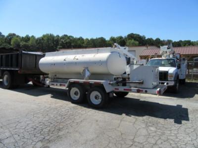 Oilmens APC T6 1500 Gallon Tank Trailer