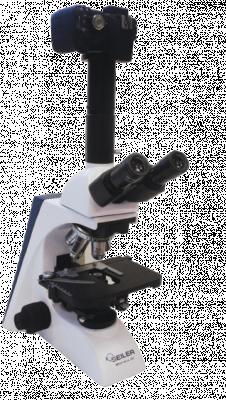 Seiler MICROLUX IV Microscope with Canon EOS DSLR Camera