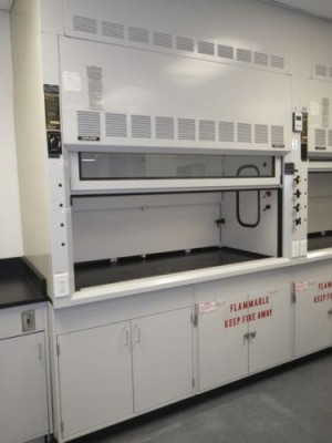 Fisher Hamilton SafeAire 6' Bench-top Fume Hood Series No. 60L