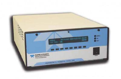 Teledyne-API 200EH w/ O2 NOx/O2 Analyzer 5,000ppm / 100%