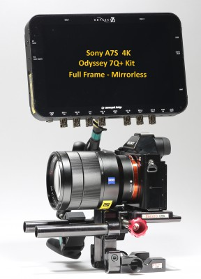 Sony Alpha A7S Mirrorless 4K Package