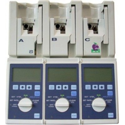 Hospira Plum XL Triple Channel Infusion System