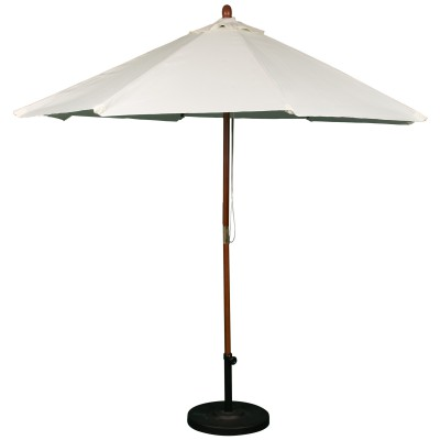 Market Umbrella in Cream