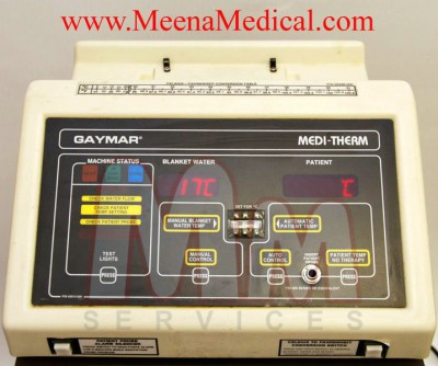 Gaymar MTA-4700 Patient Warming System