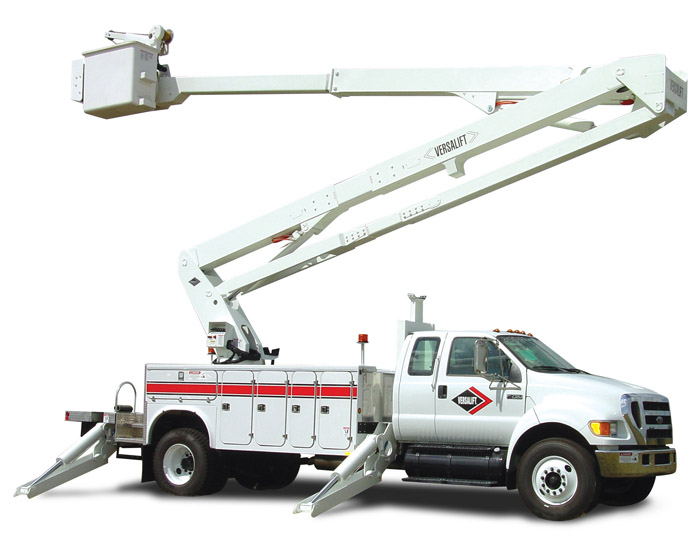 Bucket Truck Rentals And Leases | KWIPPED